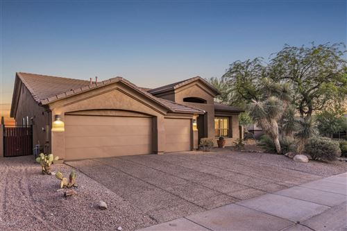 Photo of 10475 E BAHIA Drive, Scottsdale, AZ 85255 (MLS # 6116936)