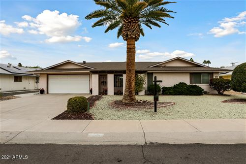 Photo of 12522 W BUTTERFIELD Drive, Sun City West, AZ 85375 (MLS # 6187936)