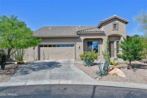 Photo of 15899 N 107TH Place, Scottsdale, AZ 85255 (MLS # 6245936)