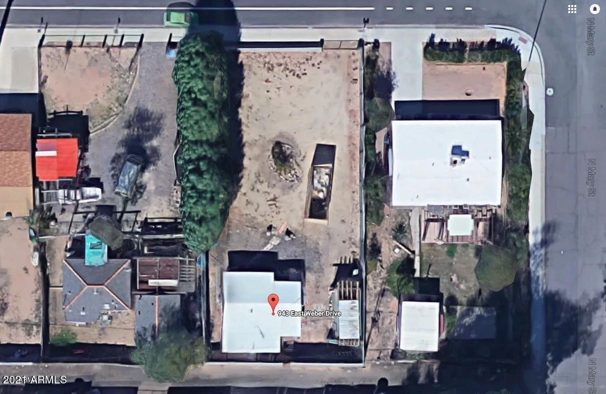 Photo of 943 E WEBER Drive, Tempe, AZ 85281 (MLS # 6231936)