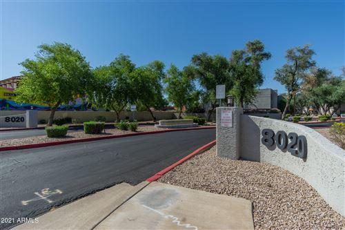 Photo of 8020 E THOMAS Road #314, Scottsdale, AZ 85251 (MLS # 6231937)