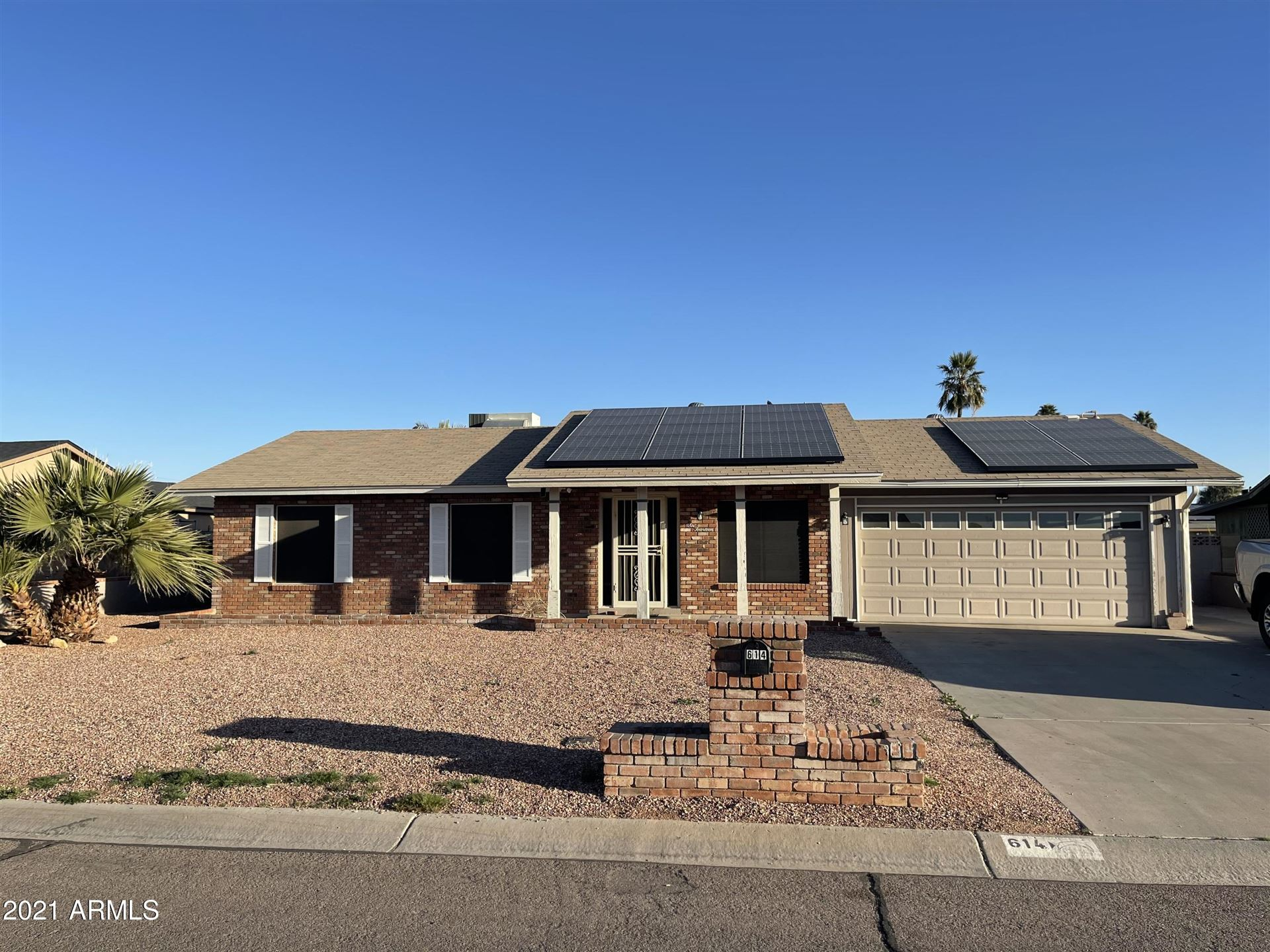 Photo of 614 E Calle Adobe Lane, Goodyear, AZ 85338 (MLS # 6202937)