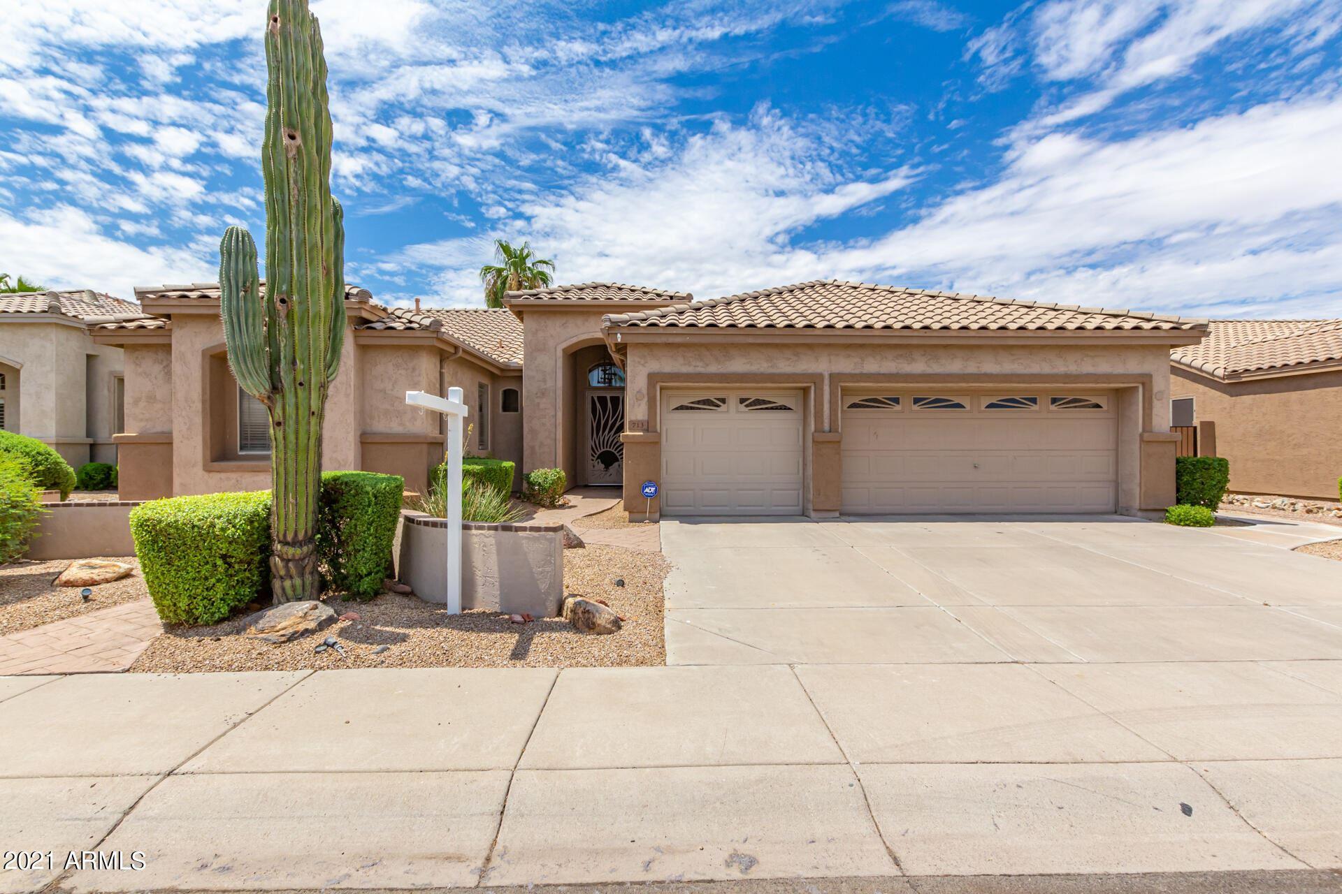 713 W RAVEN Drive, Chandler, AZ 85286 - MLS#: 6266937