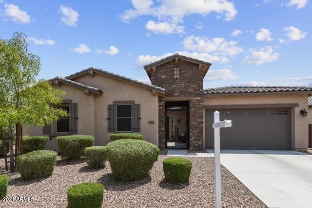 Photo of 19571 E STRAWBERRY Drive, Queen Creek, AZ 85142 (MLS # 6268937)