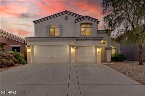 Photo of 3533 W SUNSHINE BUTTE Drive, Queen Creek, AZ 85142 (MLS # 6227938)