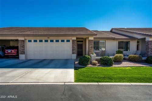 Photo of 2662 S SPRINGWOOD Boulevard #471, Mesa, AZ 85209 (MLS # 6197939)