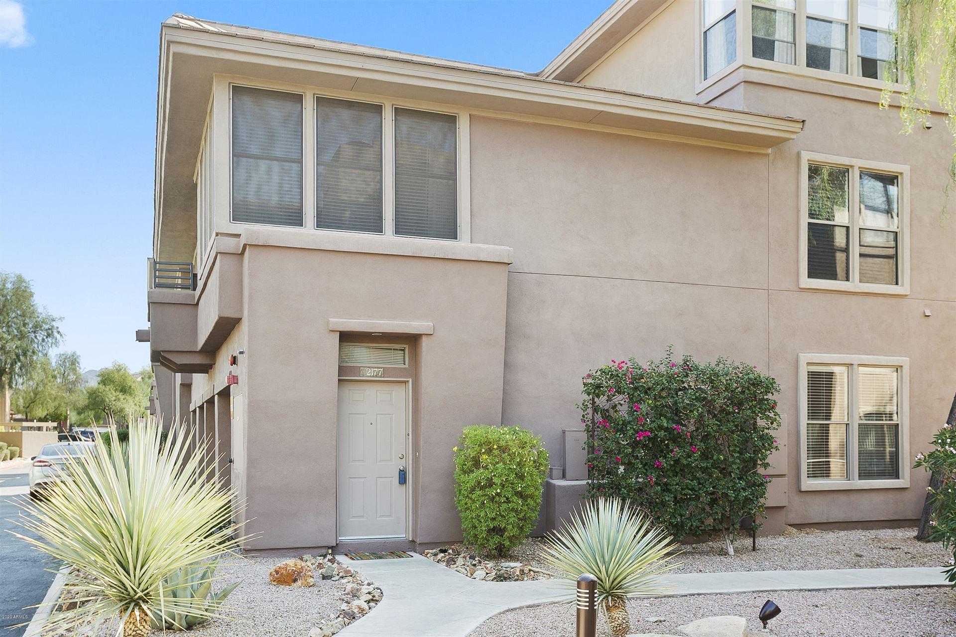 19777 N 76TH Street #2177, Scottsdale, AZ 85255 - MLS#: 6128939