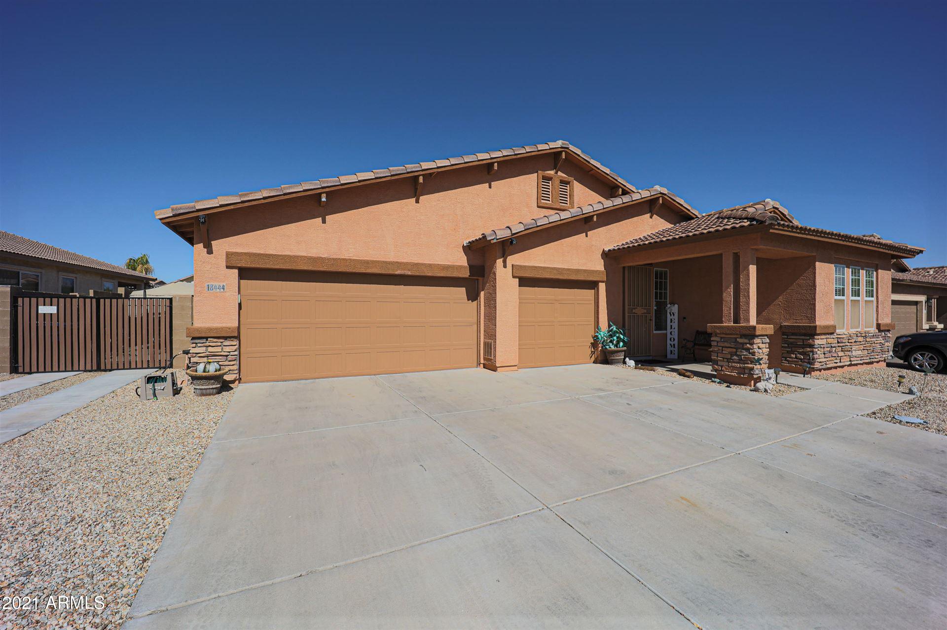 Photo of 18444 W MAUI Lane, Surprise, AZ 85388 (MLS # 6199939)