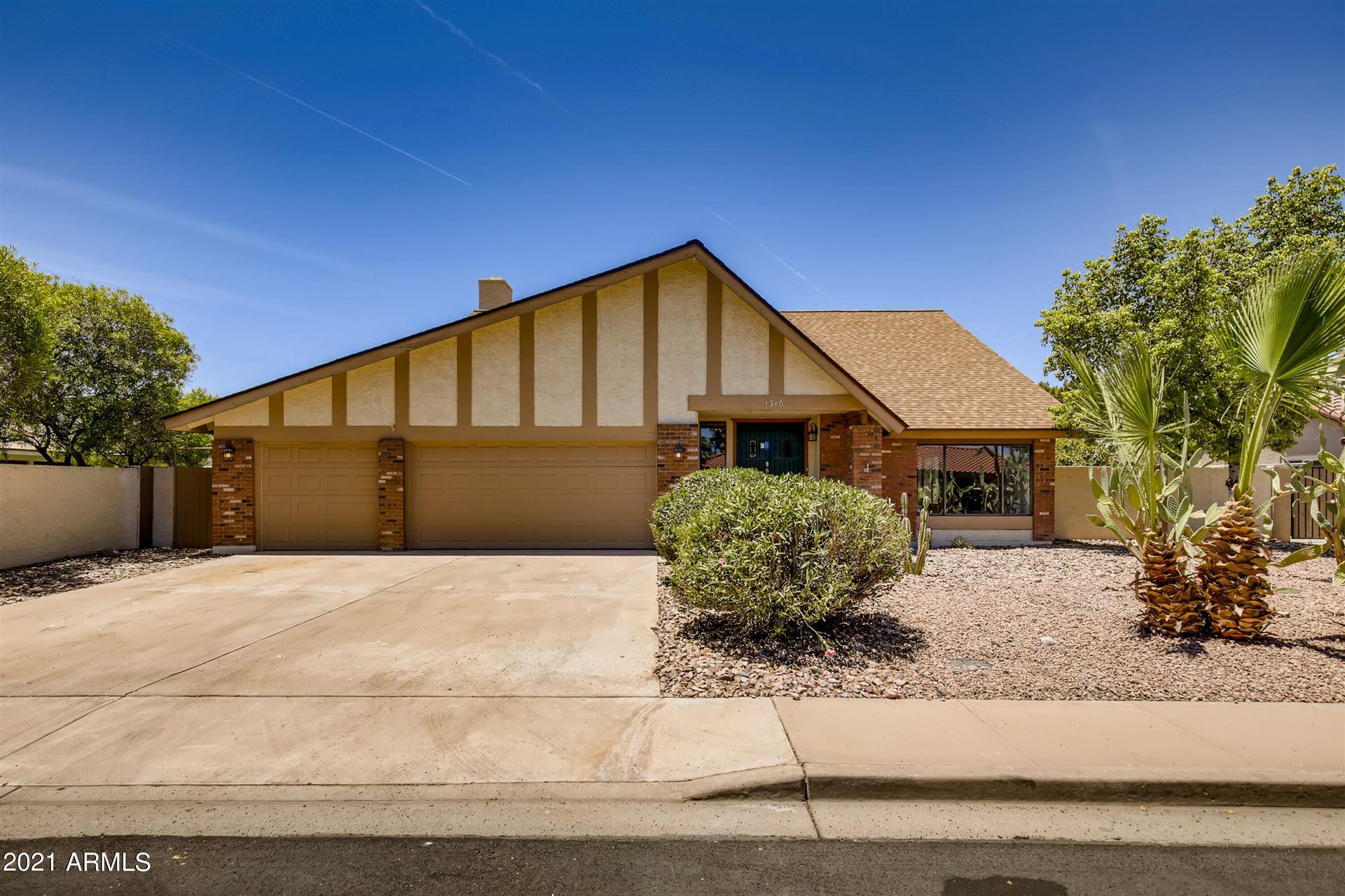 Photo of 1316 N WILBUR --, Mesa, AZ 85201 (MLS # 6249939)