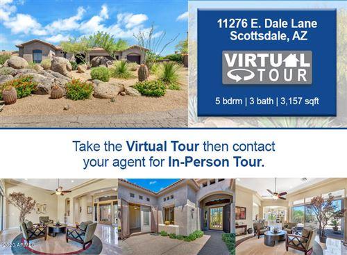 Photo of 11276 E DALE Lane E, Scottsdale, AZ 85262 (MLS # 6099940)