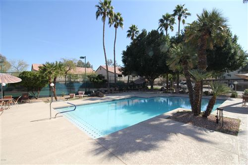 Photo of 1287 N ALMA SCHOOL Road #123, Chandler, AZ 85224 (MLS # 6133940)