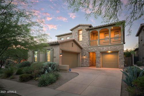 Photo of 9468 E DESERT View, Scottsdale, AZ 85255 (MLS # 6249940)