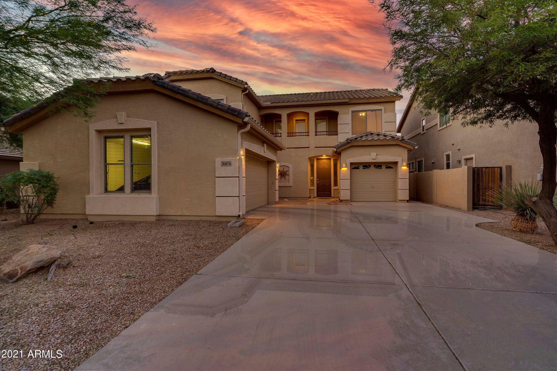Photo of 36876 W OLIVETO Avenue, Maricopa, AZ 85138 (MLS # 6306940)