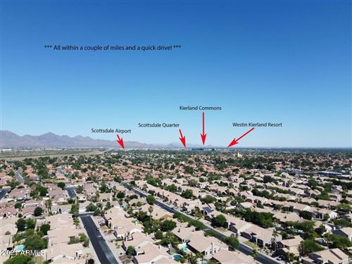 Tiny photo for 5418 E CAMPO BELLO Drive, Scottsdale, AZ 85254 (MLS # 6197942)