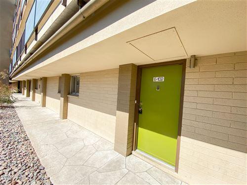 Photo of 349 E THOMAS Road #E102, Phoenix, AZ 85012 (MLS # 6199942)