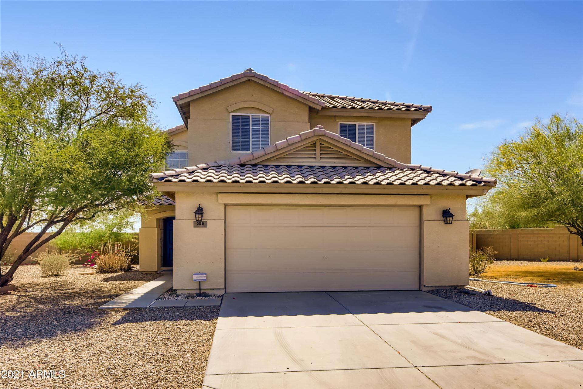 Photo of 658 S 223RD Lane, Buckeye, AZ 85326 (MLS # 6249942)