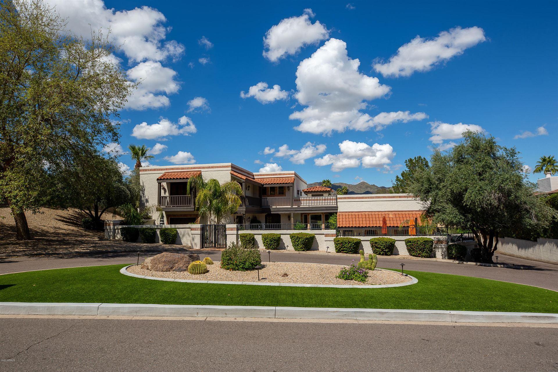 4814 E MARSTON Drive, Paradise Valley, AZ 85253 - MLS#: 6067943