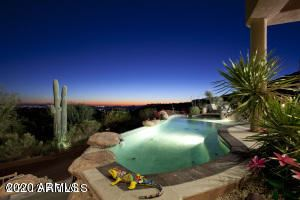Photo of 6520 E EL SENDERO Road, Carefree, AZ 85377 (MLS # 6129944)