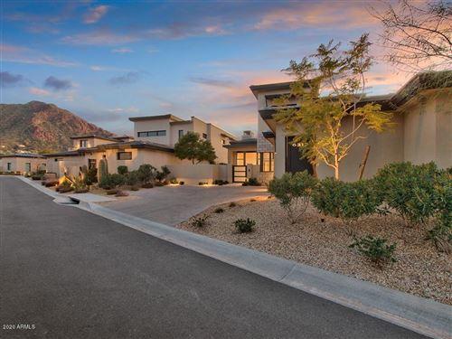 Photo of 6312 N LOST DUTCHMAN Drive, Paradise Valley, AZ 85253 (MLS # 6042945)
