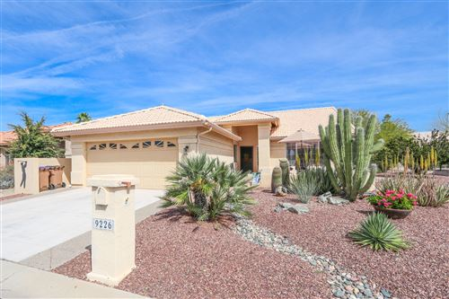 Photo of 9226 E CRYSTAL Drive, Sun Lakes, AZ 85248 (MLS # 6052945)
