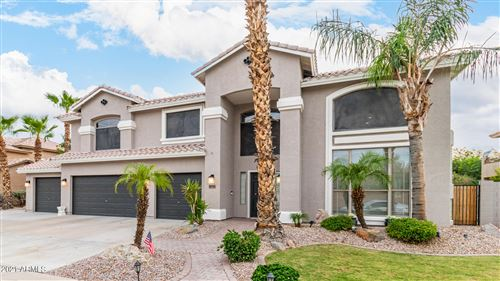 Photo of 4576 S HUDSON Place, Chandler, AZ 85249 (MLS # 6270945)