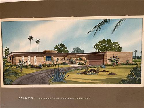 Photo of 500 W SAN MARCOS Drive, Chandler, AZ 85225 (MLS # 6164946)