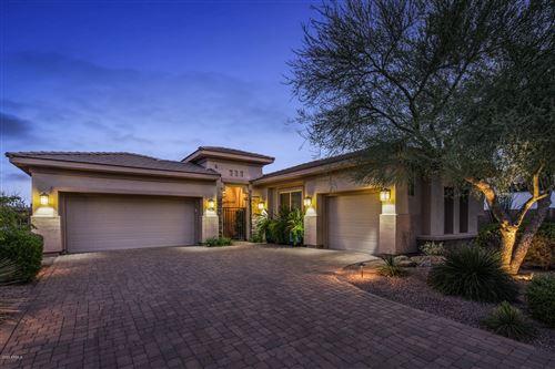 Photo of 5433 E PALO BREA Lane, Cave Creek, AZ 85331 (MLS # 6049947)