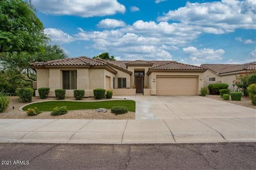 Photo of 7331 E WING SHADOW Road, Scottsdale, AZ 85255 (MLS # 6296947)