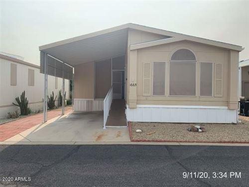 Photo of 17200 W BELL Road #1665, Surprise, AZ 85374 (MLS # 6149948)