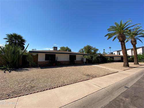 Photo of 6129 E Hollyhock Street #3, Phoenix, AZ 85018 (MLS # 6297948)