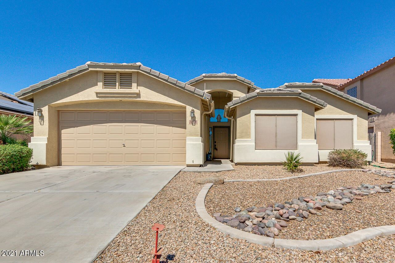 Photo for 20855 N DANIELLE Avenue, Maricopa, AZ 85138 (MLS # 6238948)