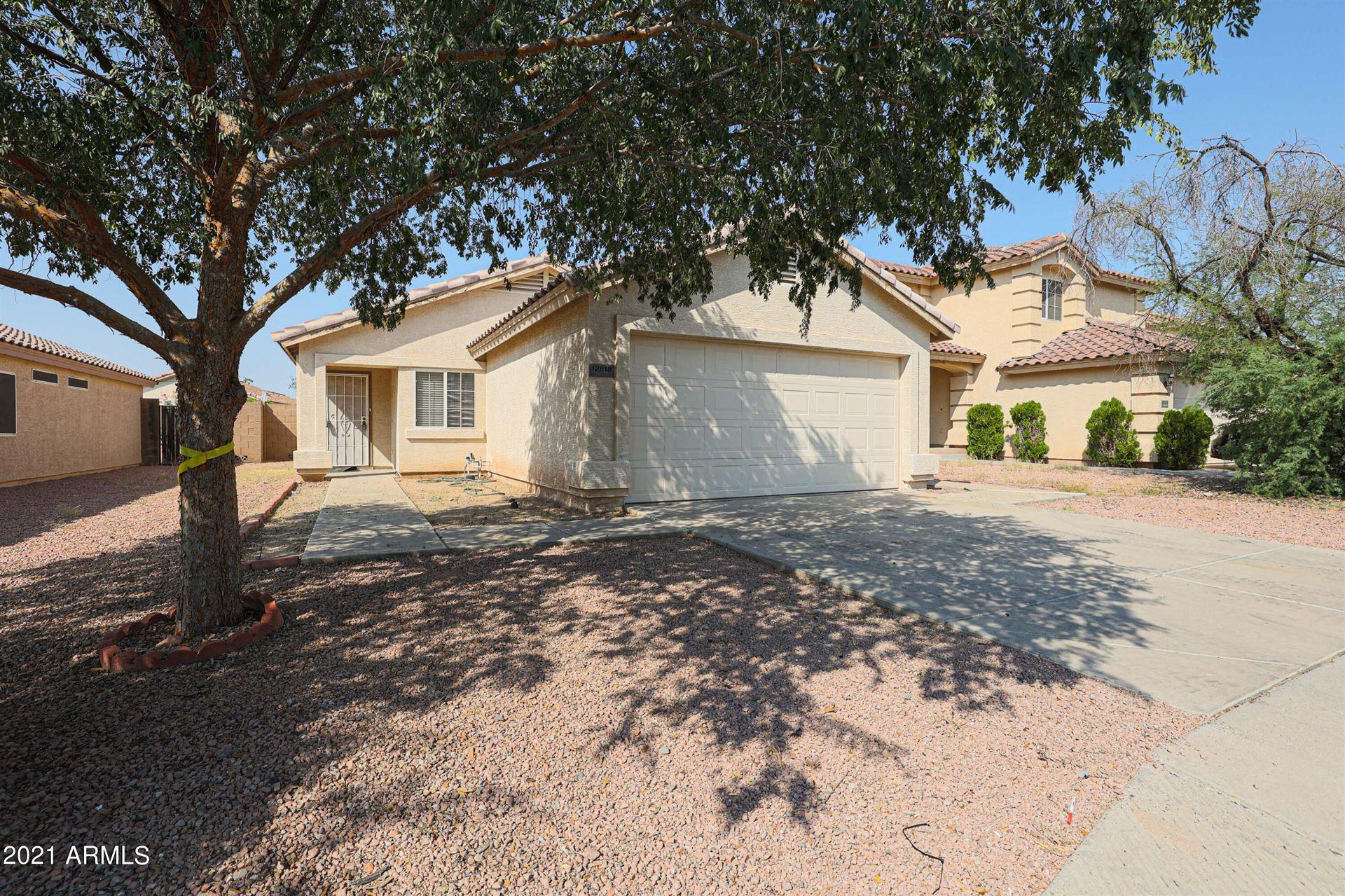 Photo of 12818 N PALM Street, El Mirage, AZ 85335 (MLS # 6293948)