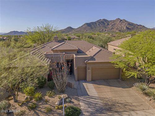 Photo of 7010 E SOARING EAGLE Way, Scottsdale, AZ 85266 (MLS # 6219949)