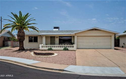 Photo of 4028 E CLOVIS Circle, Mesa, AZ 85206 (MLS # 6268949)
