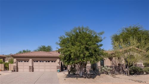 Photo of 9876 E SEVEN PALMS Drive, Scottsdale, AZ 85262 (MLS # 6136950)