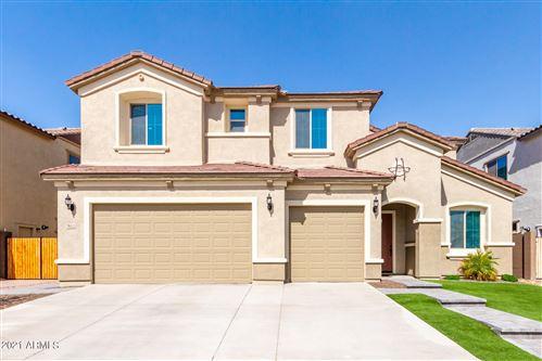 Photo of 9652 W PATRICK Lane, Peoria, AZ 85383 (MLS # 6301950)