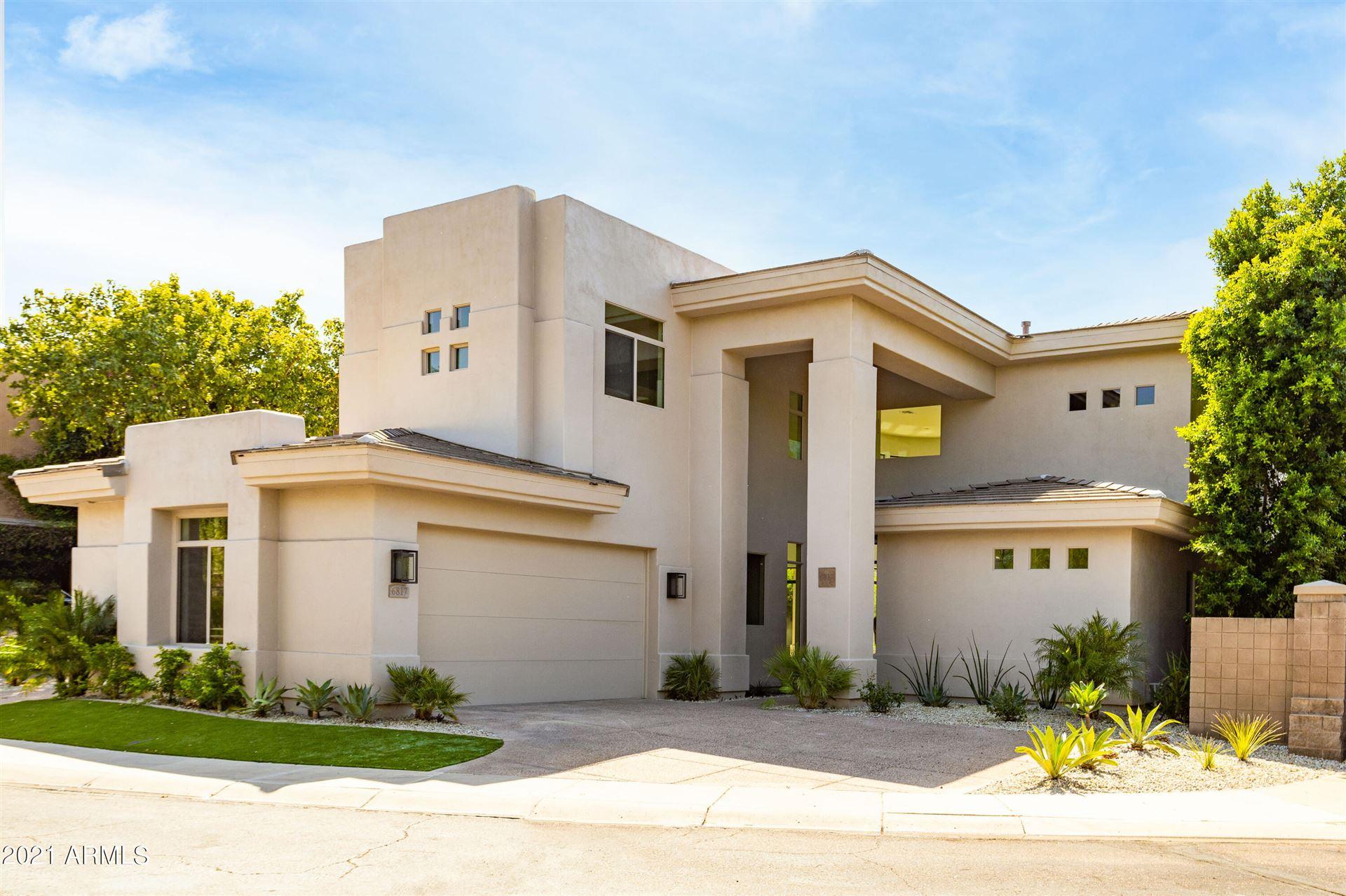 6817 E MONTREAL Place, Scottsdale, AZ 85254 - MLS#: 6297950