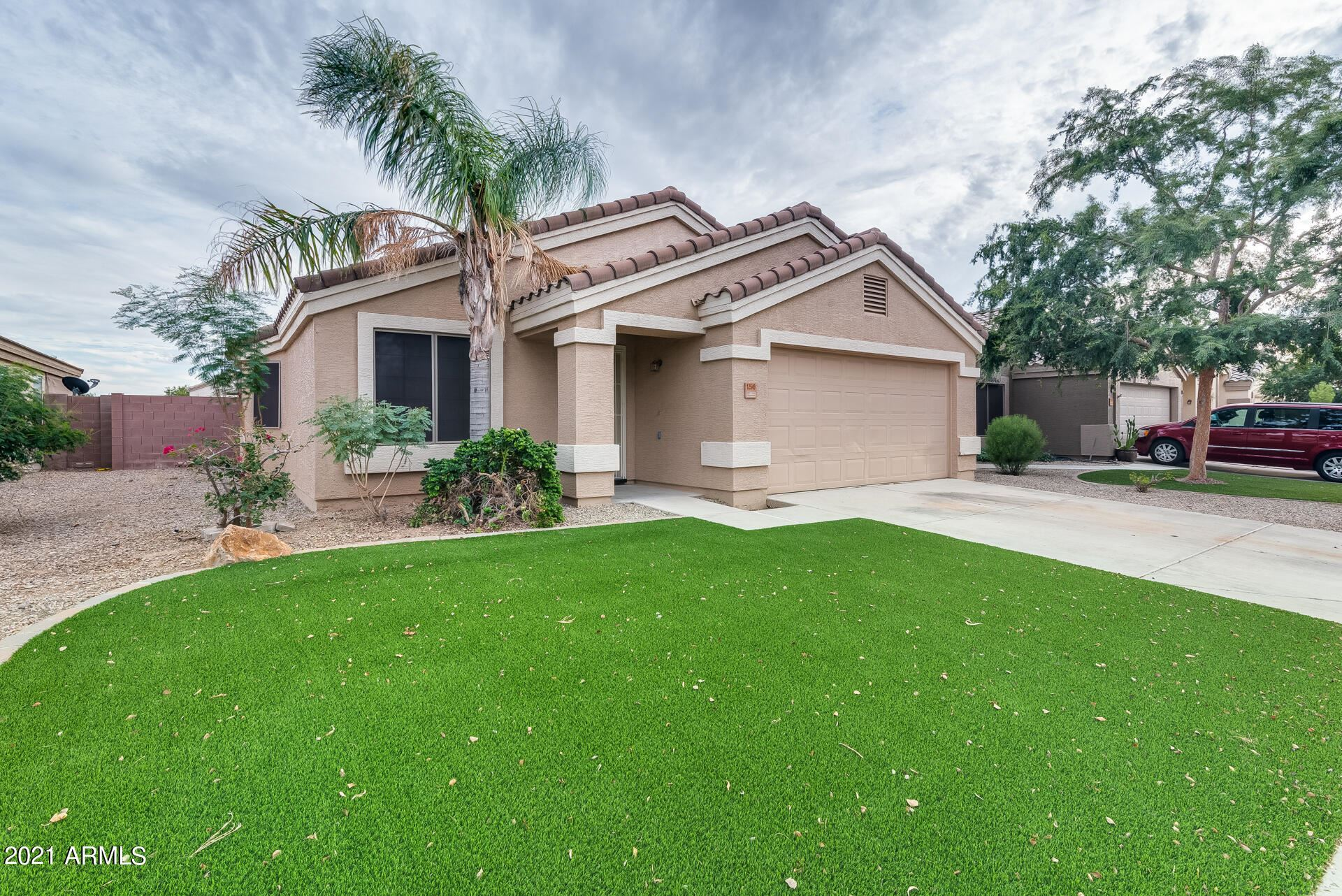 Photo of 12549 W VIA CAMILLE Drive, El Mirage, AZ 85335 (MLS # 6299950)