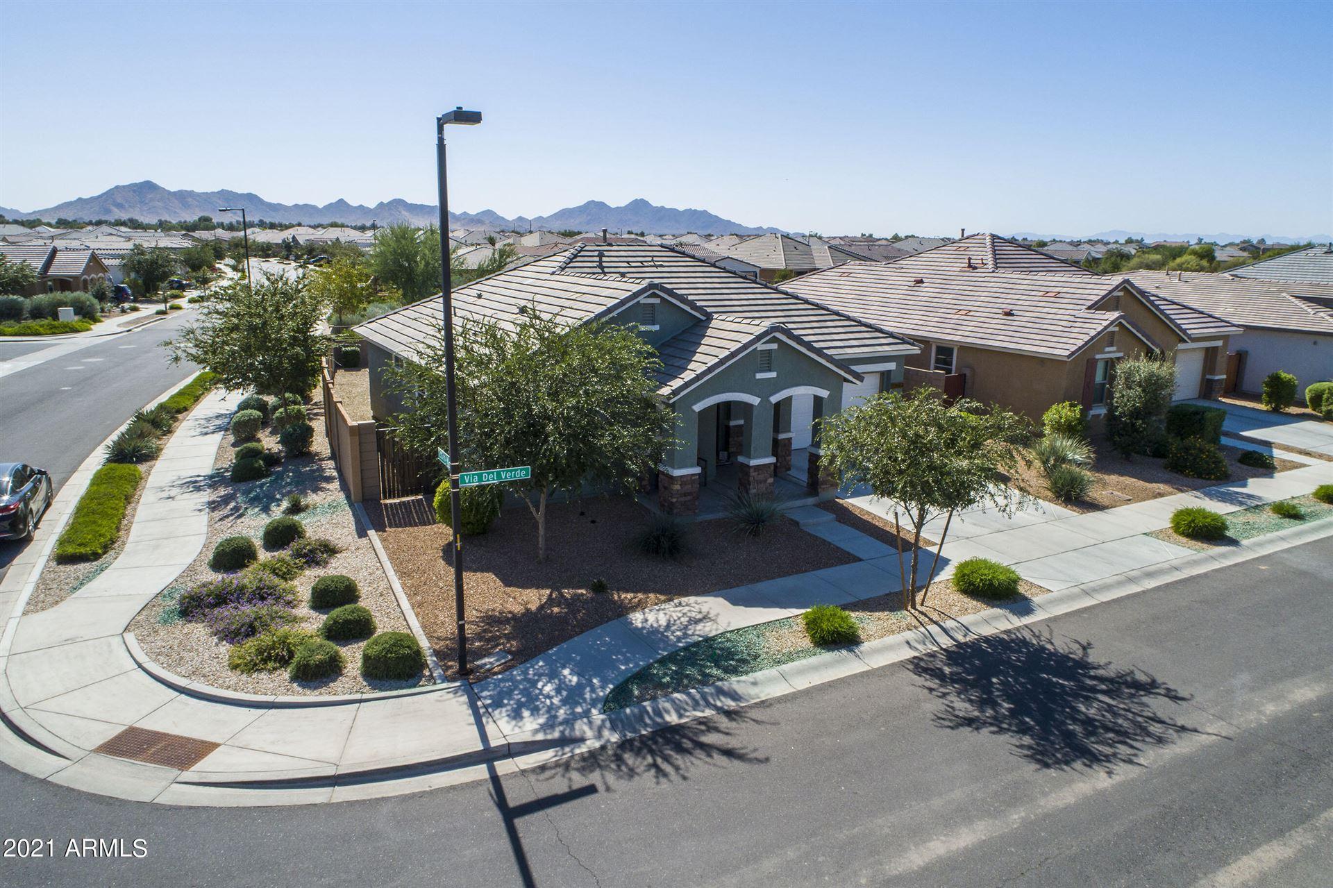 Photo of 22663 E VIA DEL VERDE --, Queen Creek, AZ 85142 (MLS # 6306950)