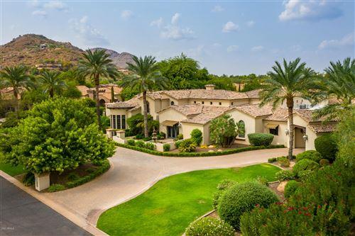 Photo of 6688 E JUDSON Road, Paradise Valley, AZ 85253 (MLS # 6062951)