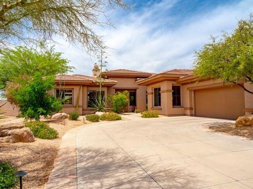 Photo of 7522 E VISAO Drive, Scottsdale, AZ 85266 (MLS # 6230953)