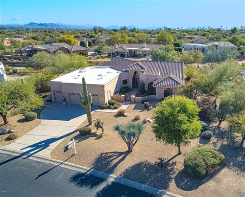 Photo of 18719 E AGUA VERDE Drive, Rio Verde, AZ 85263 (MLS # 6146954)