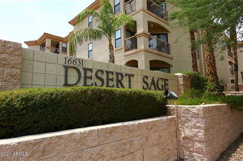 Photo of 16631 E EL LAGO Boulevard #202, Fountain Hills, AZ 85268 (MLS # 6263955)