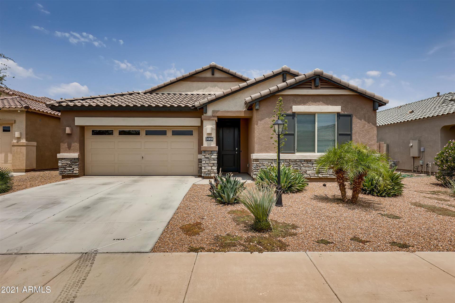 Photo for 43858 W BAILEY Drive, Maricopa, AZ 85138 (MLS # 6267955)