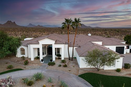 Photo of 9261 N 129TH Place, Scottsdale, AZ 85259 (MLS # 6252956)