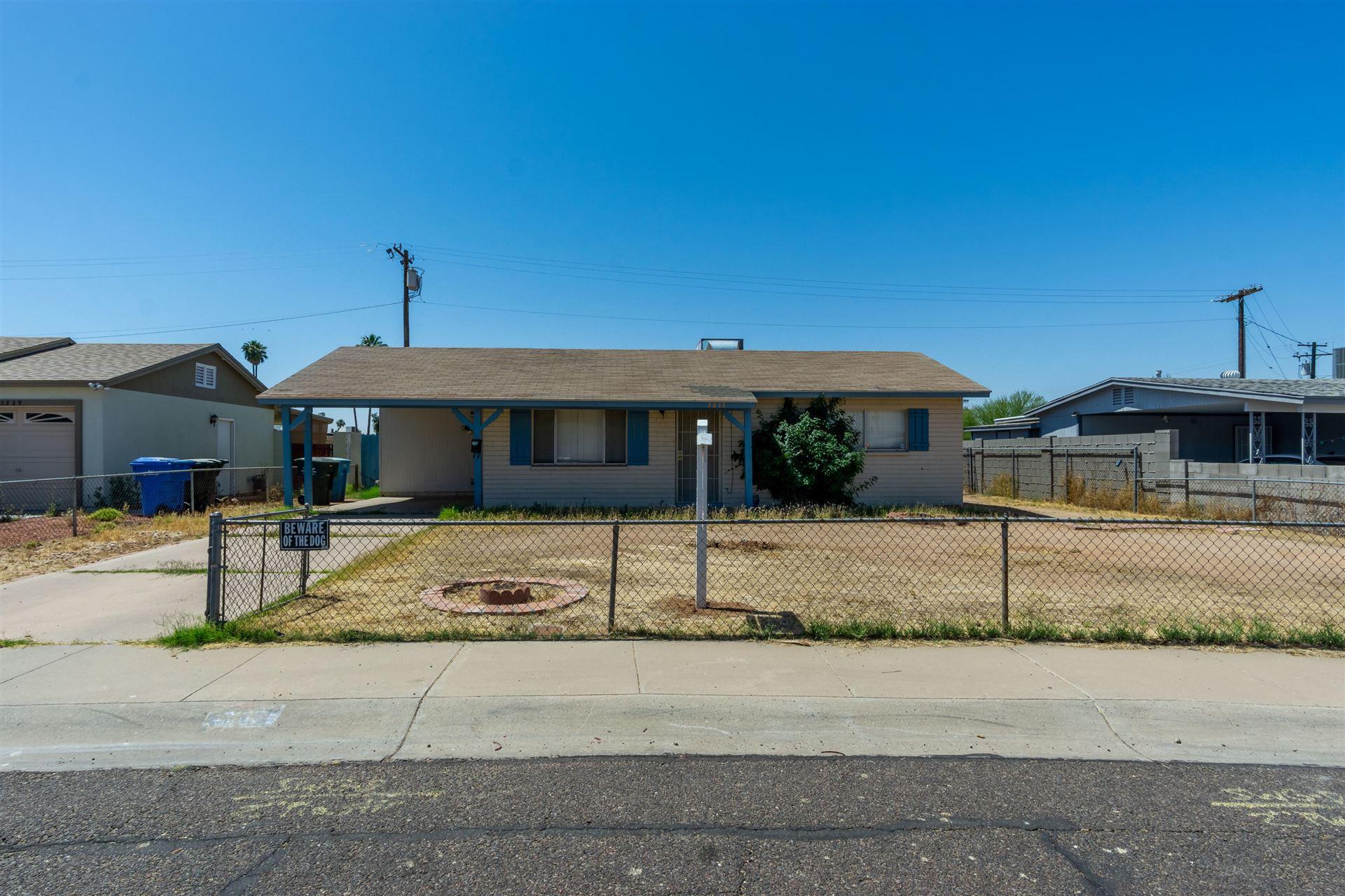 2833 W BANFF Lane, Phoenix, AZ 85053 - MLS#: 6233956