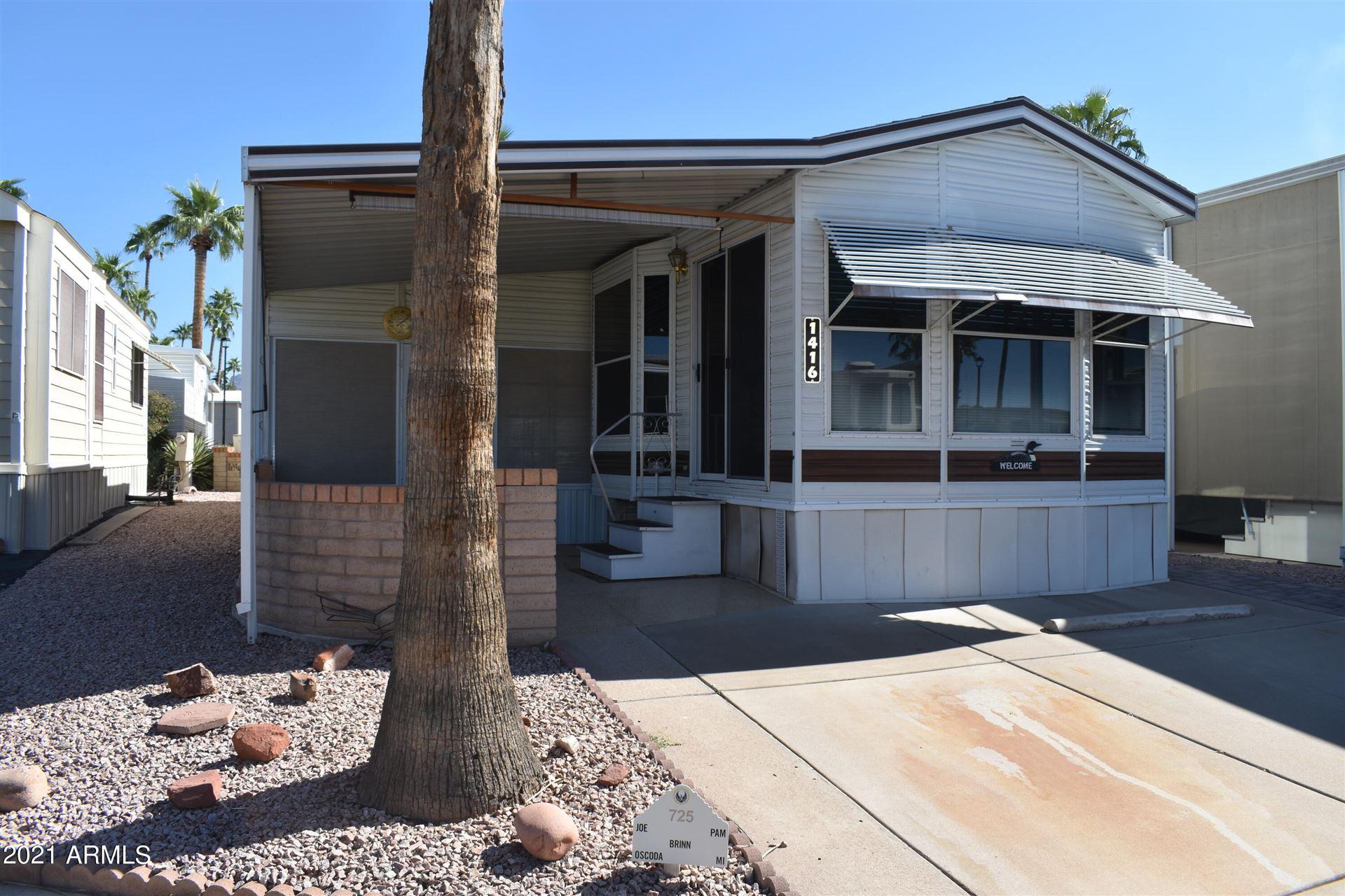 Photo of 1416 S HAVASUPAI Drive, Apache Junction, AZ 85119 (MLS # 6303956)