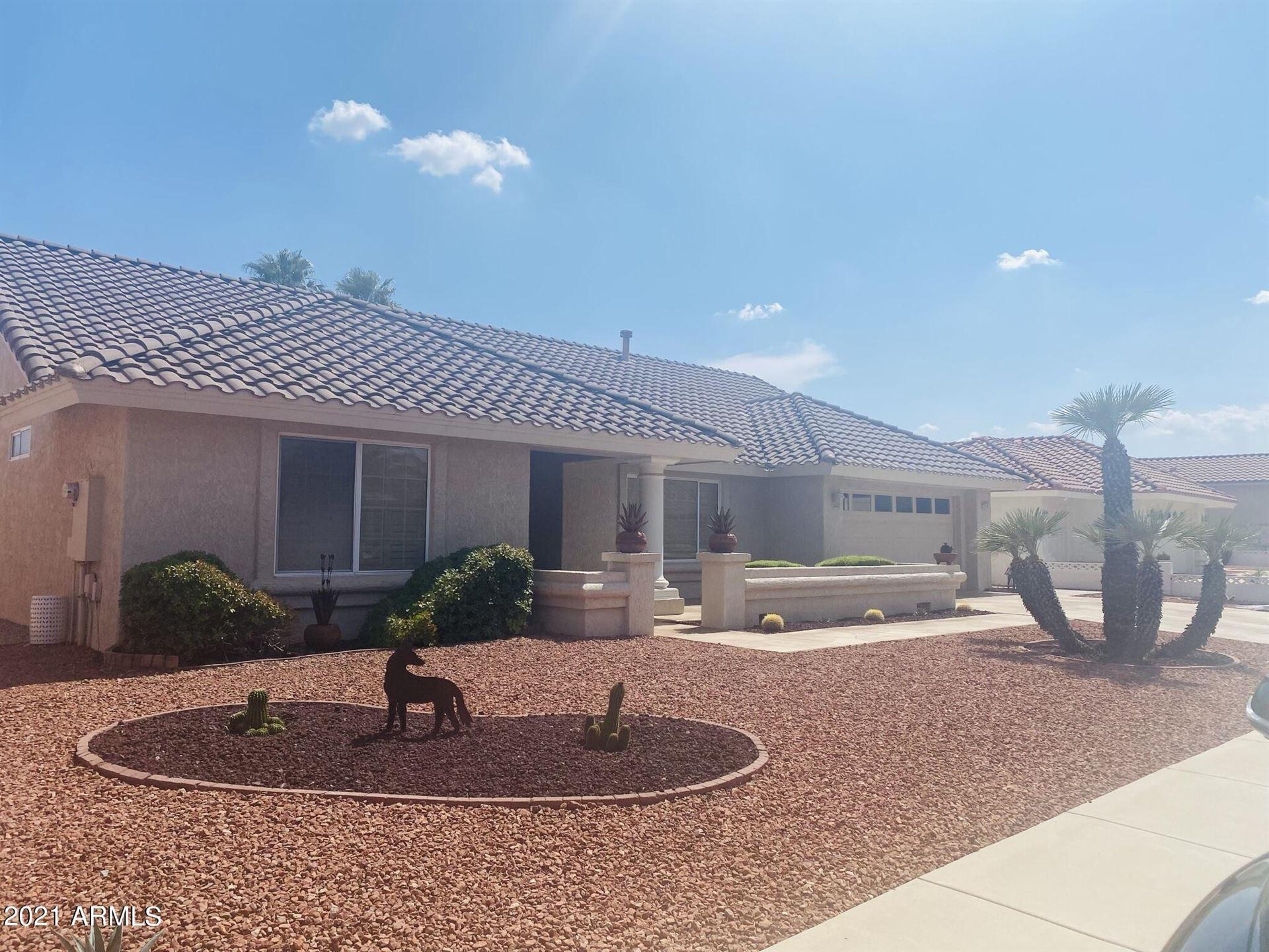 Photo of 14515 W Sentinel Drive, Sun City West, AZ 85375 (MLS # 6271957)