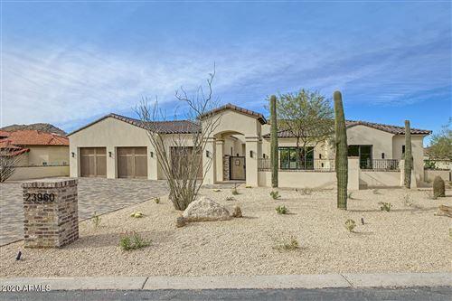 Photo of 23960 N 112TH Place, Scottsdale, AZ 85255 (MLS # 6135958)