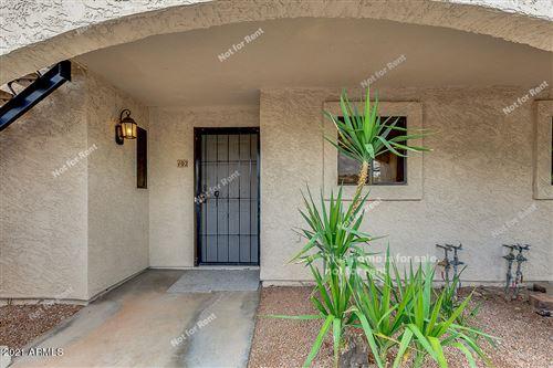 Photo of 16108 E EMERALD Drive #102, Fountain Hills, AZ 85268 (MLS # 6190958)
